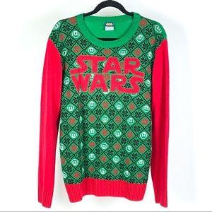 Disney Star Wars Ugly Christmas Sweater 1126
